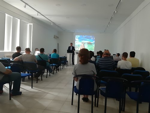 "CAA holds workshop ""Safety and security awareness for drone operation"""