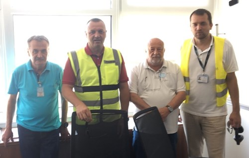 Exchange of experience and knowledge among Macedonian and Montenegrin SAFA inspectors