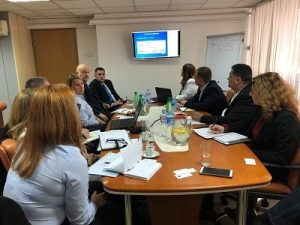 The Croatian Civil Aviation Agency pays a working visit to the Civil Aviation Agency of the Republic of North Macedonia